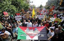 مسیر راهپیمایی روز قدس در قشم مشخص شد