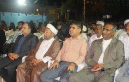 جشن عیدالله الاکبر در روستای حمیری قشم برگزار شد