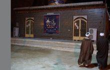 عکس بازدید امام جمعه شهرستان قشم از مساجد در دومین شب از لیالی قدر