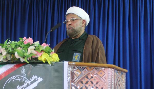 فیلم/ خطبه نمازجمعه ۲۳-۰۱-۱۳۹۸ شهرستان قشم